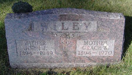 WILEY, GRACE W. - Delaware County, Iowa | GRACE W. WILEY