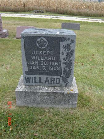 WILLARD, JOSEPH - Delaware County, Iowa | JOSEPH WILLARD
