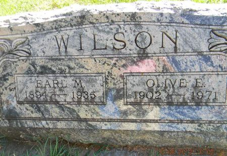 WILSON, EARL M. - Delaware County, Iowa | EARL M. WILSON