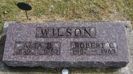 WILSON, ALTA B. - Delaware County, Iowa | ALTA B. WILSON