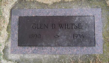 WILTSE, GLEN D. - Delaware County, Iowa | GLEN D. WILTSE