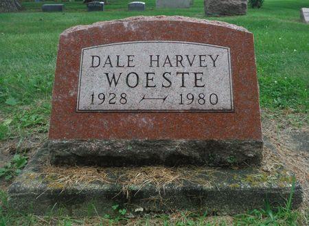 WOESTE, DALE HARVEY - Delaware County, Iowa   DALE HARVEY WOESTE