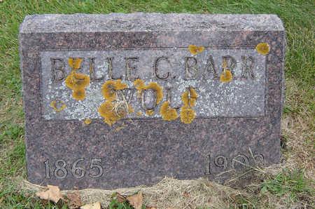 BARR WOLF, BELLE C. - Delaware County, Iowa | BELLE C. BARR WOLF