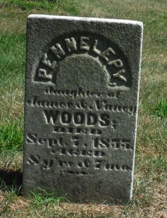WOODS, PENNELERY - Delaware County, Iowa | PENNELERY WOODS