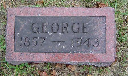 WOOLCUTT, GEORGE - Delaware County, Iowa   GEORGE WOOLCUTT