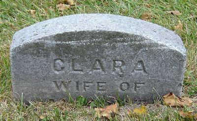 YOST, CLARA - Delaware County, Iowa | CLARA YOST