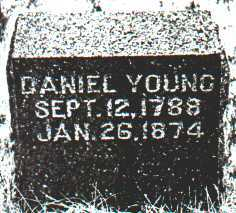 YOUNG, DANIEL F. - Delaware County, Iowa | DANIEL F. YOUNG