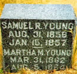 YOUNG, SAMUEL R. - Delaware County, Iowa | SAMUEL R. YOUNG