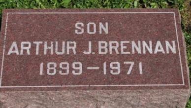 BRENNAN, ARTHUR J. - Des Moines County, Iowa | ARTHUR J. BRENNAN