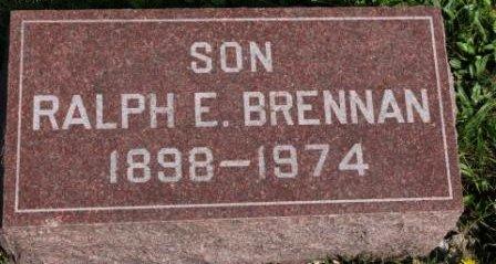 BRENNAN, RALPH E. - Des Moines County, Iowa | RALPH E. BRENNAN