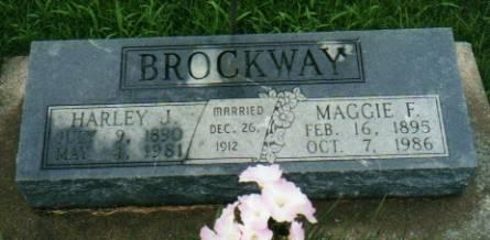 BROCKWAY, HARLEY J. - Des Moines County, Iowa | HARLEY J. BROCKWAY