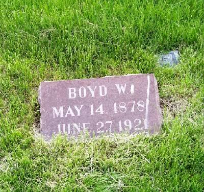 BRUMM, BOYD WILLIAM - Des Moines County, Iowa | BOYD WILLIAM BRUMM