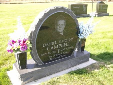CAMPBELL, DANIEL - Des Moines County, Iowa | DANIEL CAMPBELL