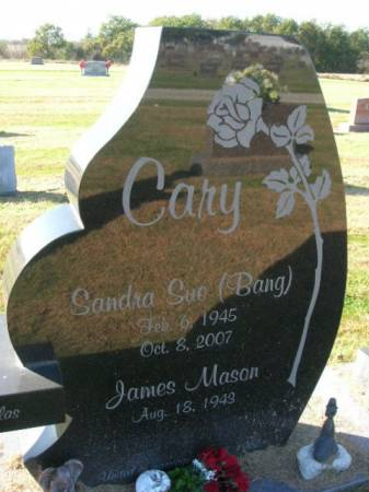 BANG CARY, SANDRA SUE - Des Moines County, Iowa | SANDRA SUE BANG CARY