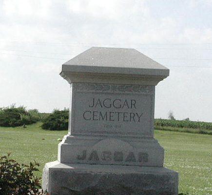 JAGGAR, CEMETERY - Des Moines County, Iowa | CEMETERY JAGGAR