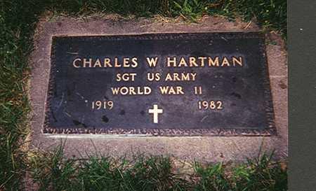 CHARLES, HARTMAN - Des Moines County, Iowa | HARTMAN CHARLES