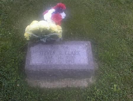 CLARK, STEVEN RAY - Des Moines County, Iowa | STEVEN RAY CLARK