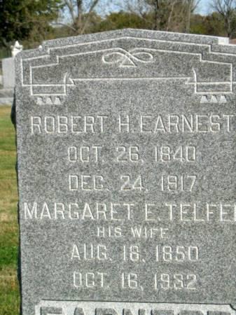 EARNEST, MARGARET ELLEN - Des Moines County, Iowa | MARGARET ELLEN EARNEST