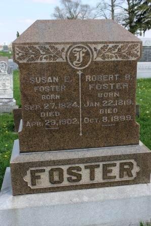 SMITH FOSTER, SUSAN E. - Des Moines County, Iowa   SUSAN E. SMITH FOSTER