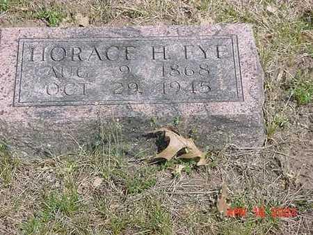 FYE, HORACE H. - Des Moines County, Iowa | HORACE H. FYE