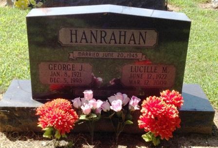 GOSSARD HANRAHAN, LUCILLE MARIE - Des Moines County, Iowa | LUCILLE MARIE GOSSARD HANRAHAN