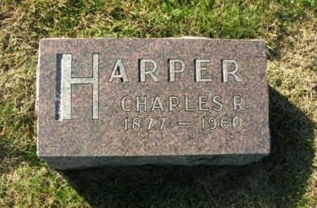HARPER, CHARLES R. - Des Moines County, Iowa | CHARLES R. HARPER