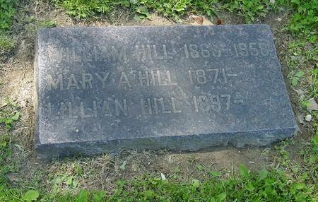 HILL, LILLIAN - Des Moines County, Iowa | LILLIAN HILL