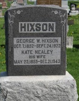 HIXSON, KATE - Des Moines County, Iowa | KATE HIXSON