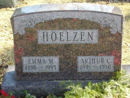 LOHMANN HOELZEN, EMMA - Des Moines County, Iowa | EMMA LOHMANN HOELZEN