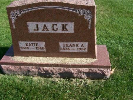 JACK, KATIE - Des Moines County, Iowa | KATIE JACK