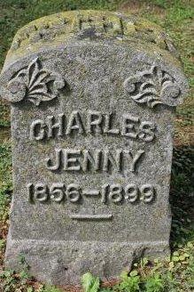 JENNY, CHARLES - Des Moines County, Iowa   CHARLES JENNY