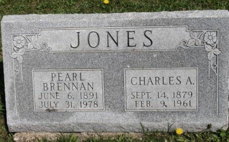 JONES, PEARL - Des Moines County, Iowa | PEARL JONES