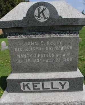 KELLY, JOHN S. - Des Moines County, Iowa   JOHN S. KELLY