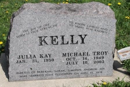 KELLY, MICHAEL TROY - Des Moines County, Iowa   MICHAEL TROY KELLY