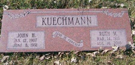 KUECHMANN, JOHN H. - Des Moines County, Iowa | JOHN H. KUECHMANN