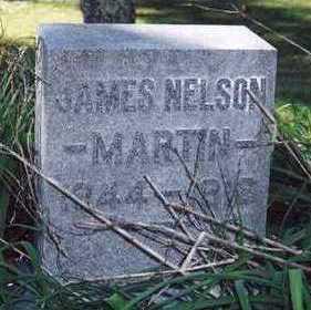 MARTIN, JAMES NELSON - Des Moines County, Iowa | JAMES NELSON MARTIN