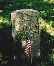 MC GUIRE, JOHN J. - Des Moines County, Iowa | JOHN J. MC GUIRE