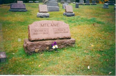 MCLANE, MILTON NOAH - Des Moines County, Iowa | MILTON NOAH MCLANE