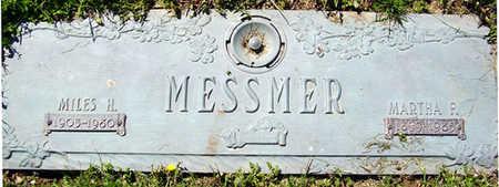 MESSMER, MARTHA F. - Des Moines County, Iowa | MARTHA F. MESSMER