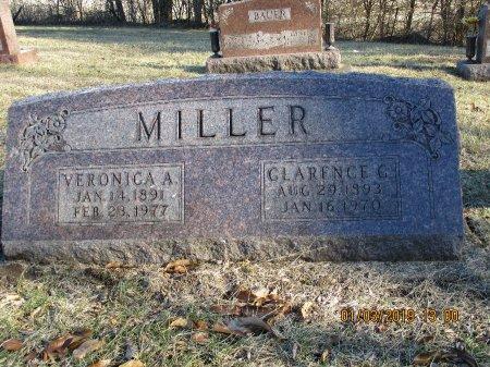 MEYER MILLER, VERONICA A. - Des Moines County, Iowa | VERONICA A. MEYER MILLER