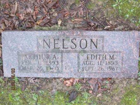NELSON, ARTHUR A. - Des Moines County, Iowa | ARTHUR A. NELSON