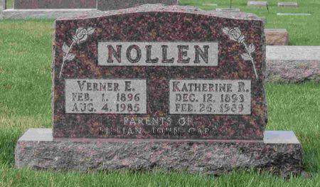 NOLLEN, KATHERINE R. - Des Moines County, Iowa   KATHERINE R. NOLLEN