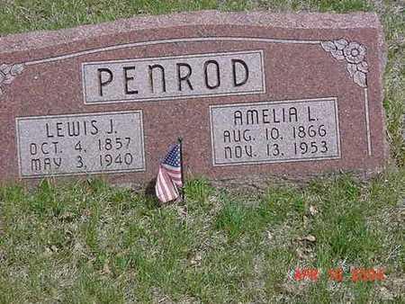 PENROD, LEWIS J. - Des Moines County, Iowa   LEWIS J. PENROD