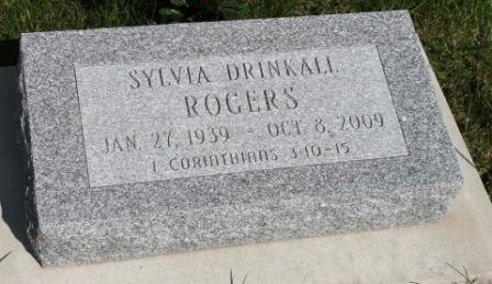 ROGERS, SYLVIA FLORENCE - Des Moines County, Iowa | SYLVIA FLORENCE ROGERS