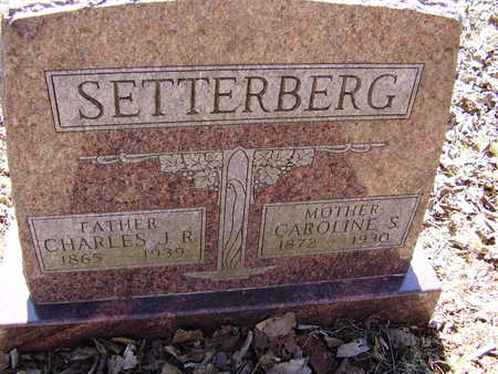 SNYDER SETTERBERG, CAROLINE - Des Moines County, Iowa | CAROLINE SNYDER SETTERBERG