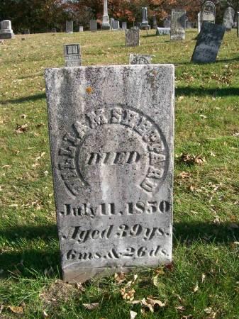 SHEPPARD, WILLIAM - Des Moines County, Iowa | WILLIAM SHEPPARD