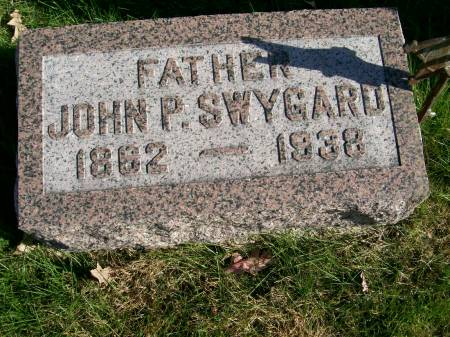 SWYGARD, JOHN P. - Des Moines County, Iowa | JOHN P. SWYGARD