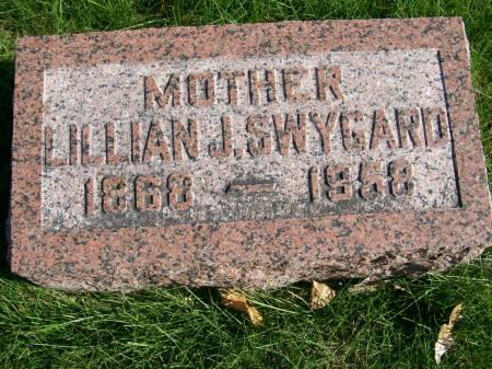 SWYGARD, LILLIAN J. - Des Moines County, Iowa | LILLIAN J. SWYGARD