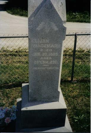 VANDERMARK, ELIJAH - Des Moines County, Iowa | ELIJAH VANDERMARK