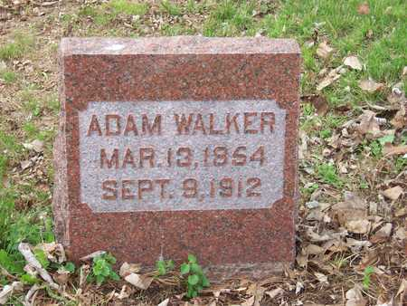WALKER, ADAM - Des Moines County, Iowa | ADAM WALKER